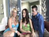 Free Video Preview image 1 from Couples Seeking Teens 2
